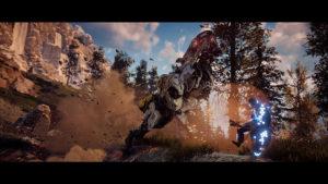 Horizon: Zero Dawn - Kampfgeschehen