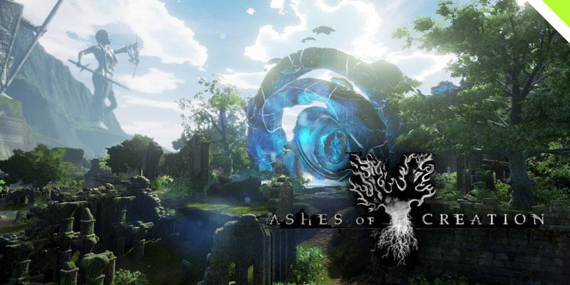 Ashes of Creation - Headerbild