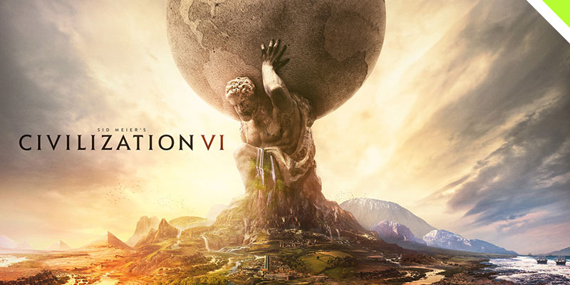 Civilisation 6 - Headerbild