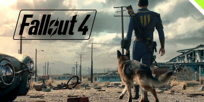 Fallout 4 - Headerbild