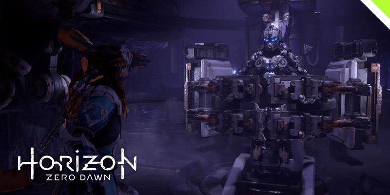 Horizon: Zero Dawn - Schildweberin-Outfit - Headerbild