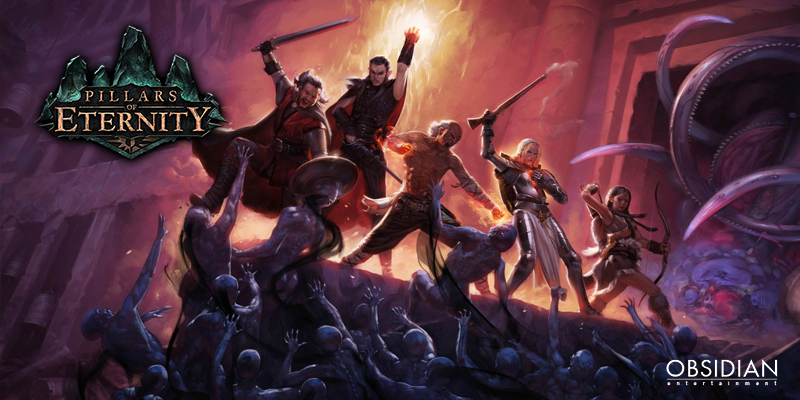 Pillars of Eternity - Headerbild