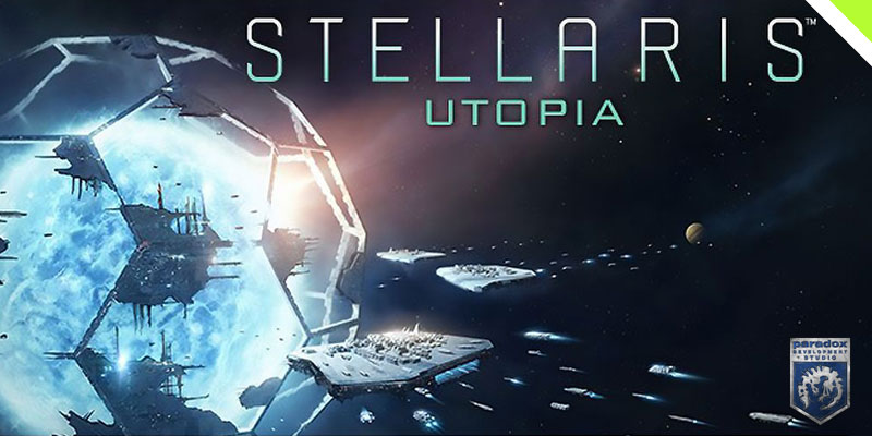 Stellaris Utopia - Headerbild