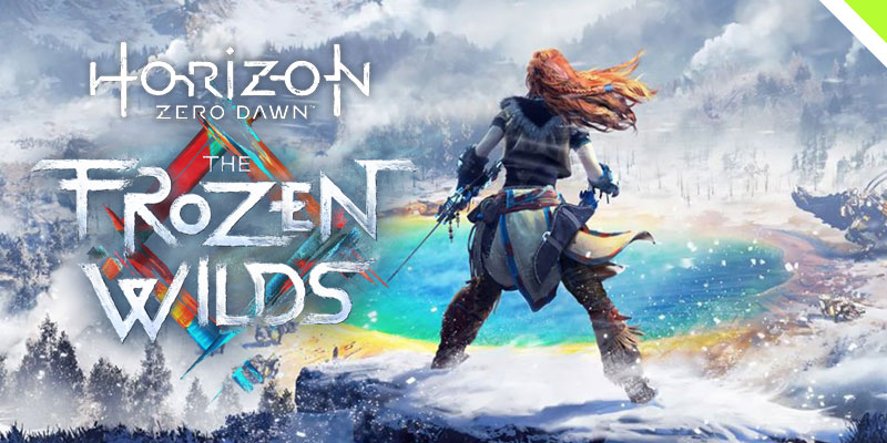 Horizon: Zero Dawn - Frozen Wilds DLC