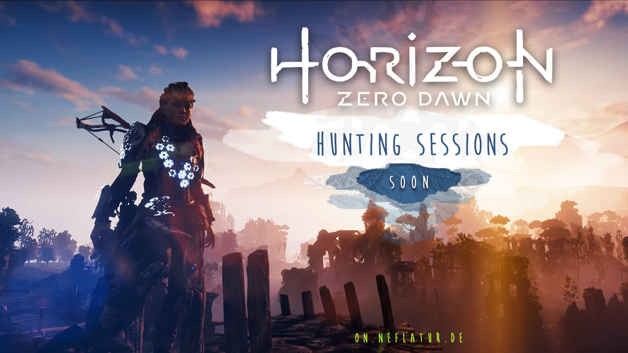 Horizon: Zero Dawn - Hunting Session - Slider