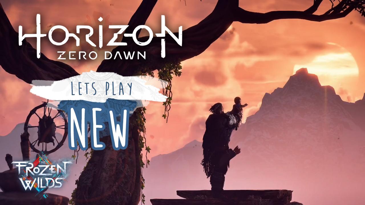 Neflatur - Horizon Zero Dawn Titelbild